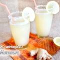 Домашній імбирний лимонад з медом: рецепт з фото