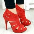 Якщо ви вирішили придбати червоні туфлі