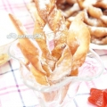 Хворост (рецепт печива без горілки)