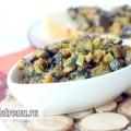 Ікра з баклажанів смажена: рецепт з фото
