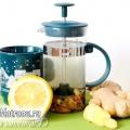 Імбирний чай: користь і протипоказання