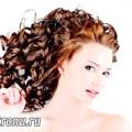 Експрес локони з прямого волосся за 20 хвилин