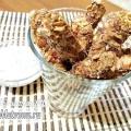 Кабачки в пікантній сирній паніровці, запечені в духовці: рецепт з фото