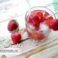 Полуничний мохіто, рецепт з фото