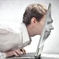 Чоловік потрапив у «віртуальні» мережі