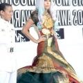 Вбрання зірок на церемонії вручення нагород mtv 2010