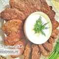 Ніжні печінкові оладки з морквою: покроковий рецепт з фото