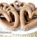 Печиво у формі серця до дня святого валентина: рецепт з фото