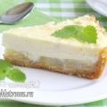 Пиріг з рікоттою і ананасами: рецепт з фото