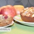 Пісний пиріг з яблуками і вишнею: рецепт для поста