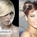 Зачіски на випускний для короткого волосся: огляд з фото