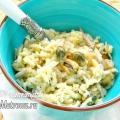 Різотто з морепродуктами по-італійськи: рецепт з фото