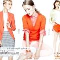 З чим поєднується оранжевий колір: фотоогляд