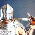 Сценарій 23 лютого - лицарський турнір