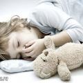 Сон дитини і ранкове пробудження