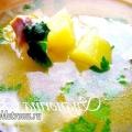 Суп з куркою і вермішеллю: рецепт з фото