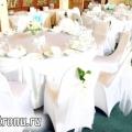 Прикраса залу на весілля: ексклюзивні варіанти