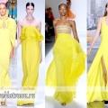 Вечірні сукні 2015: фотоогляд
