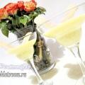 Заварний крем патісьер: рецепт з фото