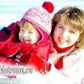 Ігри зі снігом для дошкільнят
