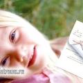 Як навчити дитину місяцях?
