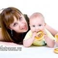 Як навчити дитину жувати їжу?