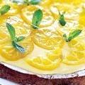 Лимонний торт з лимончелло