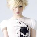 Модні стрижки та укладки 2011 від eric stipa: brune et dan