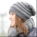 Модні в'язані шапки, Осінь-Зима 2015: фото наймодніших жіночих головних уборів