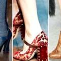 Модні жіночі черевики сезону осінь-зима 2014-2015: тренди і фото