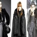Модні жіночі зимові куртки 2013