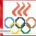 Олімпіада 2014: дитяча виріб з термомозаіка