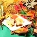 Пиріг з картоплі з ананасами