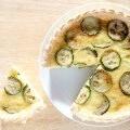 Пиріг з цукіні і сиром: рецепт з фото