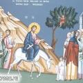 Проповідь митрополита Антонія Сурожського на Вхід Господній у Єрусалим