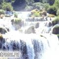 Подорожуючи по хорватии, парк КРКА