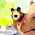 Двоє на одного або нові пригоди ведмедика!
