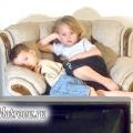 Телебачення негативно впливає на відносини дітей і батьків