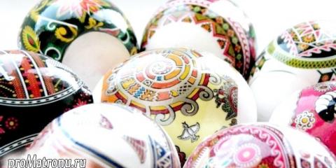 10 Оригінальних способів прикрасити яйця до великодня