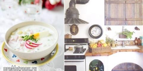 10 Рецептів холодних супів