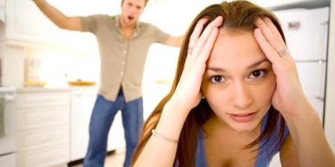 Що робити, якщо чоловік на мене кричить?