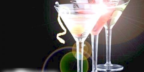 Домашній алкогольний коктейль: «ніч у нью-йорку»