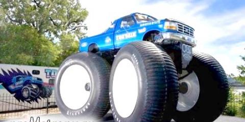 Найбільший автомобіль у світі