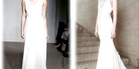 Весільні сукні 2015: тенденції з фото