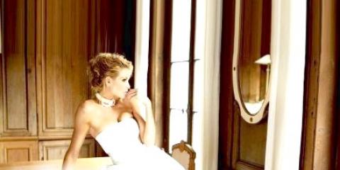 Топ 30: короткі весільні сукні