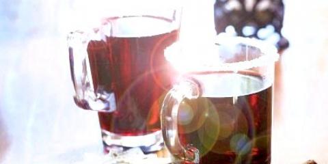Три кращих рецепта приготування грогу