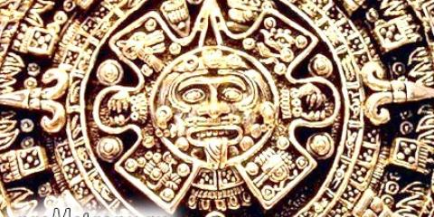 Загадкові легенди майя