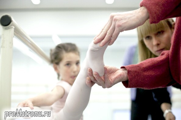 Prestigious School Of American Ballet Holds Tryouts For Children